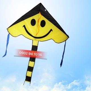 Diều Smile – MUA 1 ĐƯỢC 2 (TẶNG DÂY DÀI 150m + TÚI VẢI ĐỰNG DIỀU NHÀ MAY)