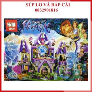 Lepin 30001 Lâu đài bí ẩn Skyra – Đồ chơi lắp ráp xếp hình thông minh