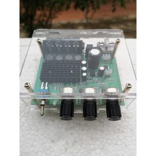 Combo Cặp loa toàn dải QC-1109 3″ và Amp TDA3116