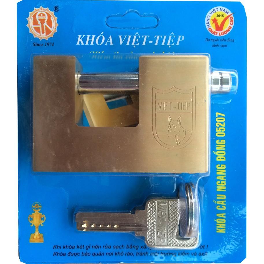 Khóa cầu ngang đồng Việt tiệp 05207( cỡ trung- 5cm) - 2665864 , 101999830 , 322_101999830 , 169000 , Khoa-cau-ngang-dong-Viet-tiep-05207-co-trung-5cm-322_101999830 , shopee.vn , Khóa cầu ngang đồng Việt tiệp 05207( cỡ trung- 5cm)