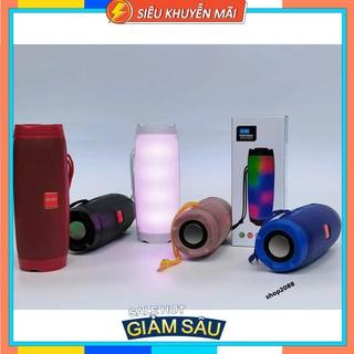 Loa Bluetooth Đèn Led CL157 nghe nhạc cực chất âm thanh sống động thumbnail