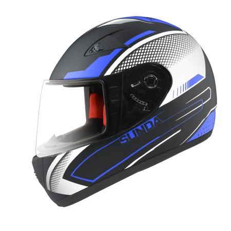 Mũ bảo hiểm fullface Sunda 2000C tem F59