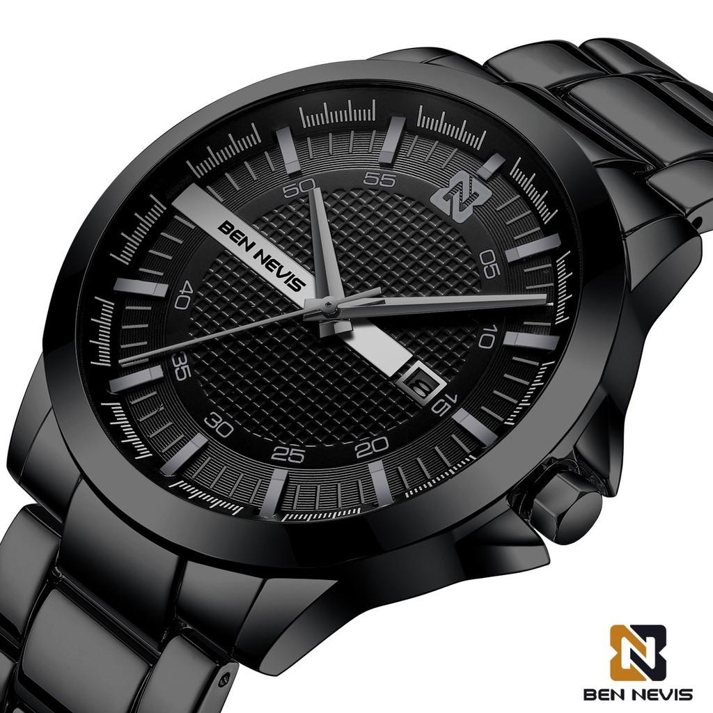 Đồng hồ nam thời trang cao cấp chính hãng Ben Nevis 116