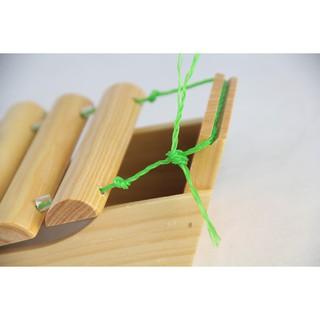 [sale] Bộ đồ chơi đàn T'rưng gỗ cao cấp [GT365]