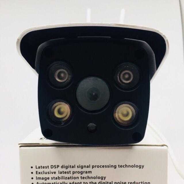 Camera YooSee lắp ngoài trời - Tích hợp đèn led chiếu sáng