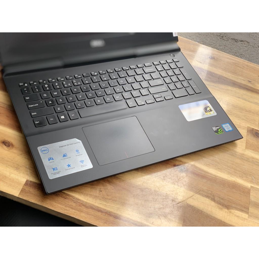 Laptop Dell Gaming 7566, i7 6700HQ 8G SSD128+500G Vga GTX960M 4G Đèn phím Đẹp zin 100% Giá rẻ