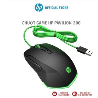 Chuột có dây HP Pav Gaming Mouse 200 A/P_5JS07AA – Hàng Chính Hãng