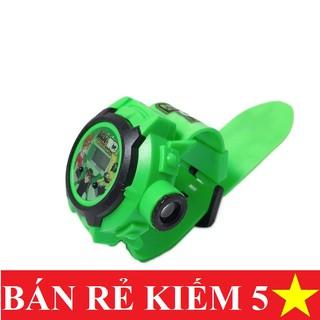 Mô hình đồng hồ trẻ em Ben Ten – Ben 10. Mẫu mã đẹp, giá tốt.