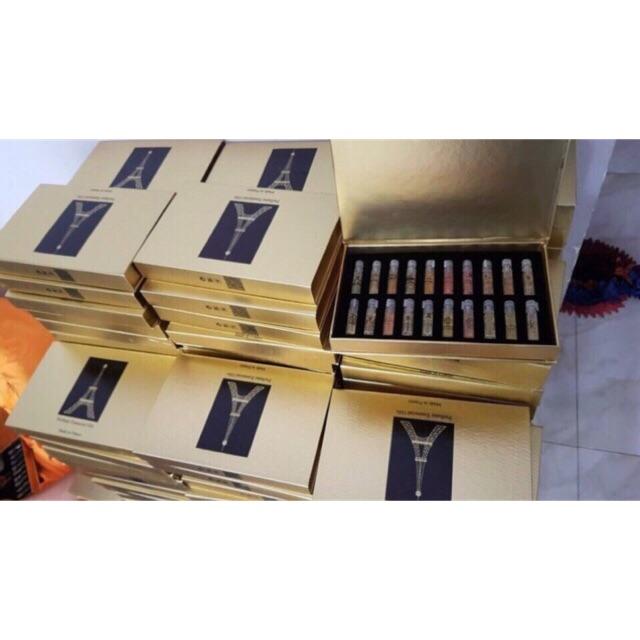 Bộ test nước hoa 20 hộp mini - nước hoa pháp
