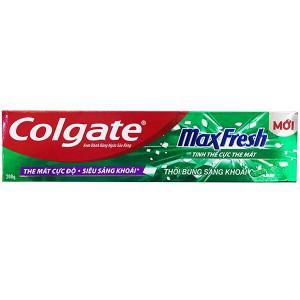 Kem đánh răng Colgate Max Fresh thổi bùng sản khoái 200g