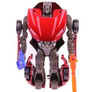 Đồ chơi trẻ em robot biến hình siêu xe BKK 91503 RD RD