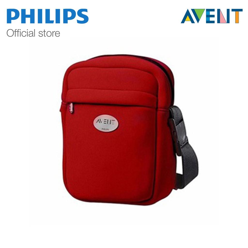 Túi giữ nhiệt Philips Avent SCF150/50 (Đỏ)