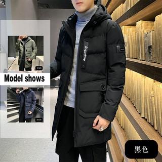 Áo Khoác Gió Dáng Dài Thời Trang Mùa Đông Cho Nam Cỡ M-4xl