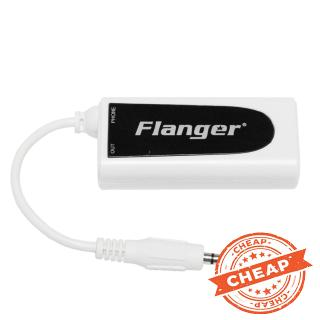 Flanger FC-21 Software Guitar Bass Effect Converter Adapter for Cell Phone iPhone iPad and Android