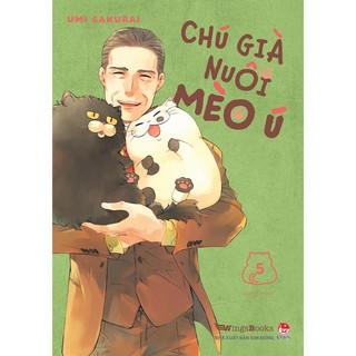 Truyện tranh- Chú già nuôi mèo ú (lẻ tập 1,2,3,4,5,...)- NXB Kim Đồng