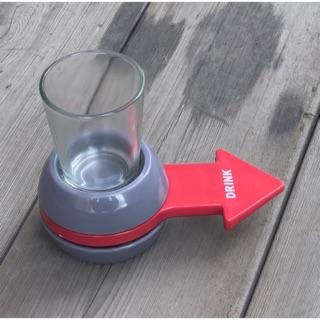 Spin the Shot – Con quay uống rượu cho anh em trên bàn nhậu