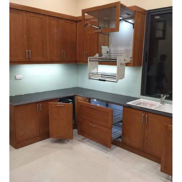 Nội thất bếp và phòng ăn