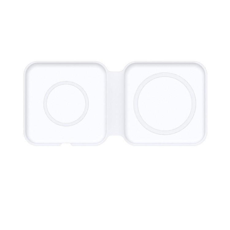 Đế Sạc Không Dây 2 Trong 1 Cho Iphone12 / Apple Watch