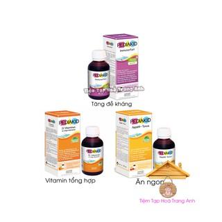Pediakid Vitamin bổ sung đầy đủ Vitamin cho bé
