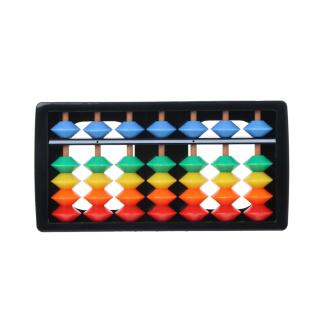 youn* Colorful Abacus Arithmetic Soroban Maths Calculating Tools Educational Toy