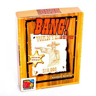 [Free Ship] Trò chơi Board Game BG10 Bài Bang! (Việt Hóa)