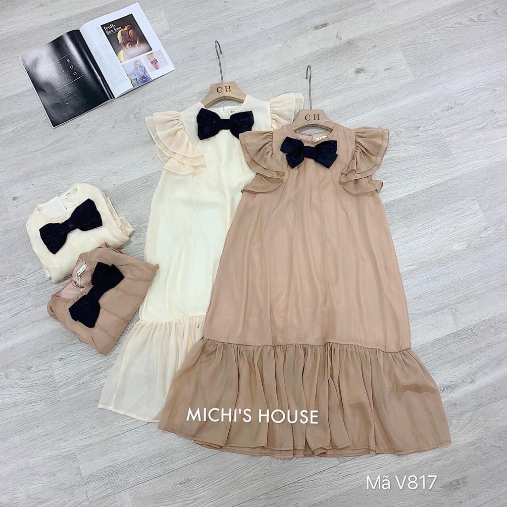 Mặc gì đẹp: Dễ chịu với Đầm bầu thiết kế thời trang Aidenshop Váy bầu xinh dáng suông mùa hè 40-65kg