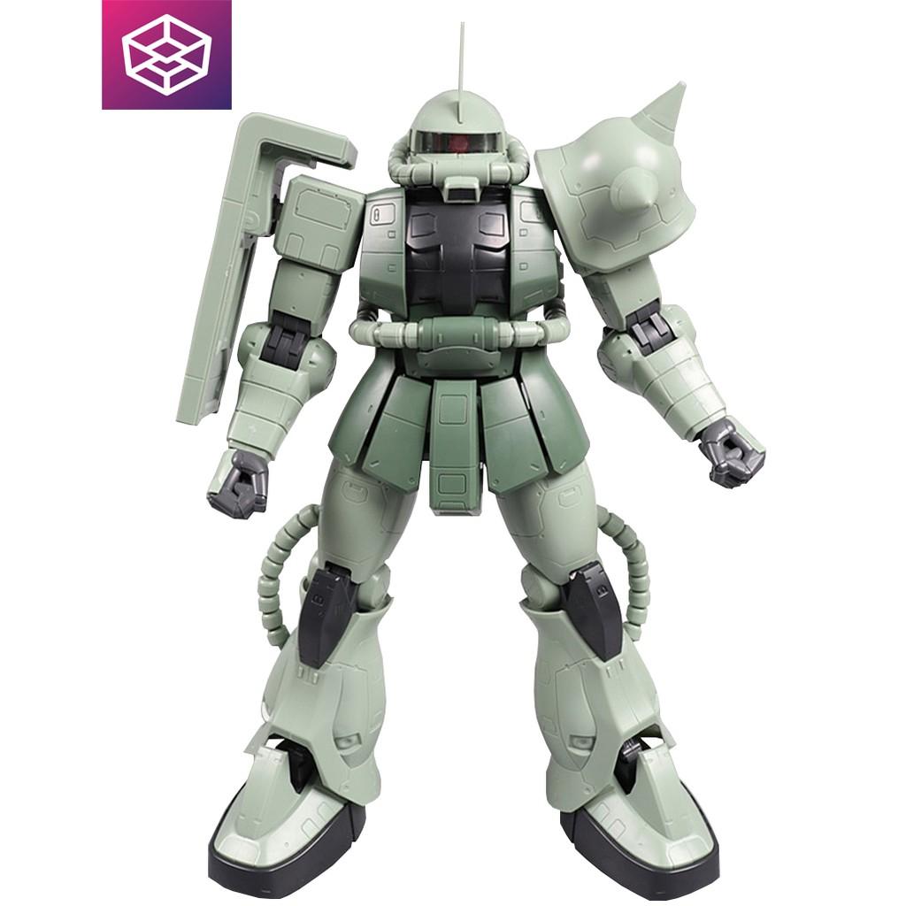 Mô Hình Lắp Ráp Daban 1/48 Mega Size Zaku II (Green) - 2940854 , 1019550994 , 322_1019550994 , 1299000 , Mo-Hinh-Lap-Rap-Daban-1-48-Mega-Size-Zaku-II-Green-322_1019550994 , shopee.vn , Mô Hình Lắp Ráp Daban 1/48 Mega Size Zaku II (Green)