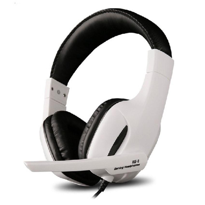 Tai nghe chụp tai có mic Ovann X5-C Pro Gaming (Trắng) - 2495665 , 110035284 , 322_110035284 , 248000 , Tai-nghe-chup-tai-co-mic-Ovann-X5-C-Pro-Gaming-Trang-322_110035284 , shopee.vn , Tai nghe chụp tai có mic Ovann X5-C Pro Gaming (Trắng)