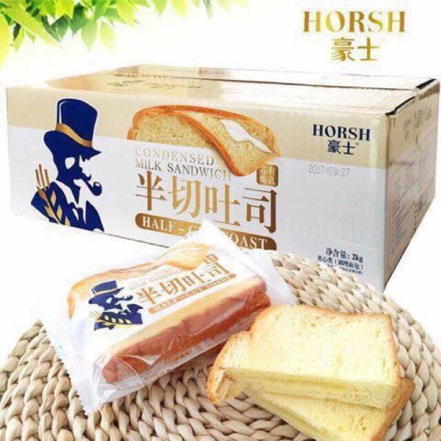 [SẴN] 1 thùng bánh sanwich kẹp phomai sữa chua Horsh 2kg ~ 36 cái NSX 25/06/2018 - 2496071 , 1174644112 , 322_1174644112 , 330000 , SAN-1-thung-banh-sanwich-kep-phomai-sua-chua-Horsh-2kg-36-cai-NSX-25-06-2018-322_1174644112 , shopee.vn , [SẴN] 1 thùng bánh sanwich kẹp phomai sữa chua Horsh 2kg ~ 36 cái NSX 25/06/2018