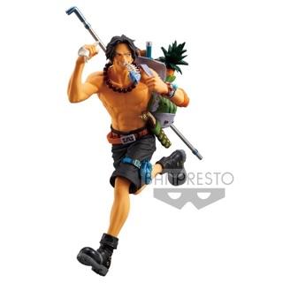 Mô hình chính hãng Game Prize One Piece Portgas D. Ace Hãng Banpresto