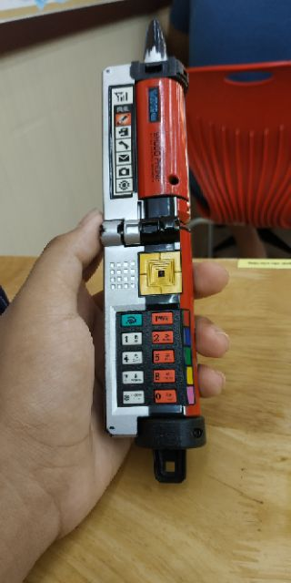 DX Shodo Phone 2nd - Samurai Sentai Shinkenger