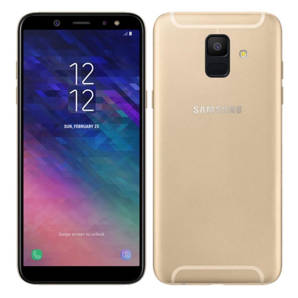 Điện thoại Samsung Galaxy A6 2018 32GB Ram 3GB - Hãng phân phối chính thức
