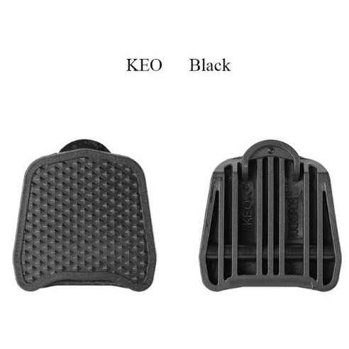 Bike Bicycle Clipless Platform Adapter Pedal Plates For Shimano SPD-SL LOOK KEO