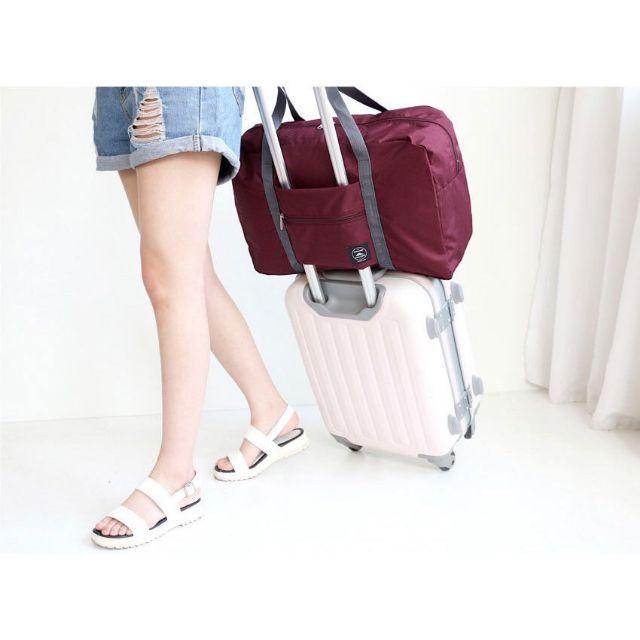 Túi kéo vali xếp gọn