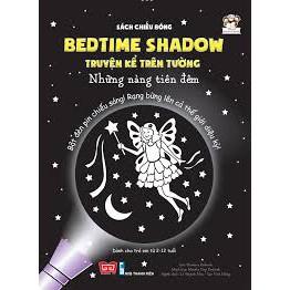 Sách - Bedtime Shadow – Truyện Kể Trên Tường - Những Nàng Tiên Đêm