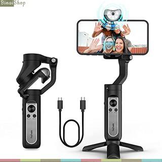 Hohem Isteady V2 - Tay Cầm Chống Rung (Gimbal) Tích Hợp Cảm Biến Tầm Nhìn AI Dành Cho Smartphone thumbnail