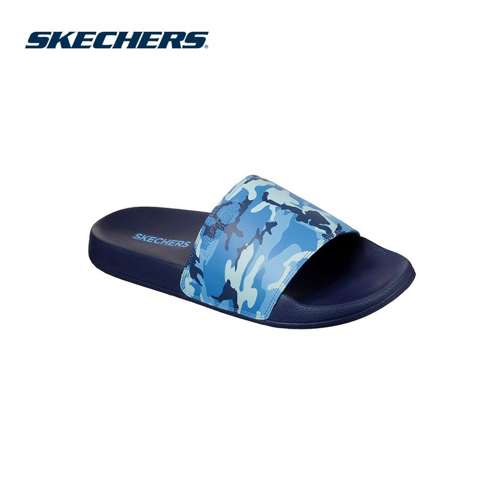 [Mã MABRHV155 giảm 15% đơn 250K] Skechers Dép Nam Side Lines - 8790060-OLMT