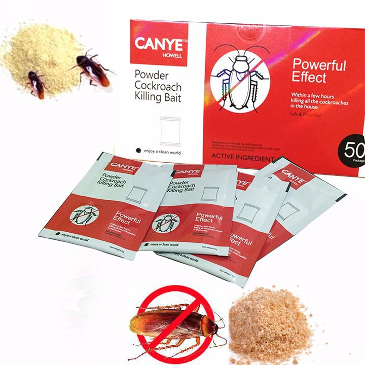 Hộp thuốc đuổi côn trùng Canye