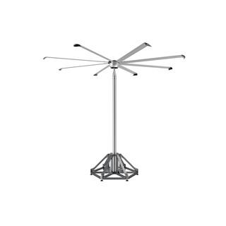 Quạt trần công nghiệp HVLS Airpole cánh dài 4.2m