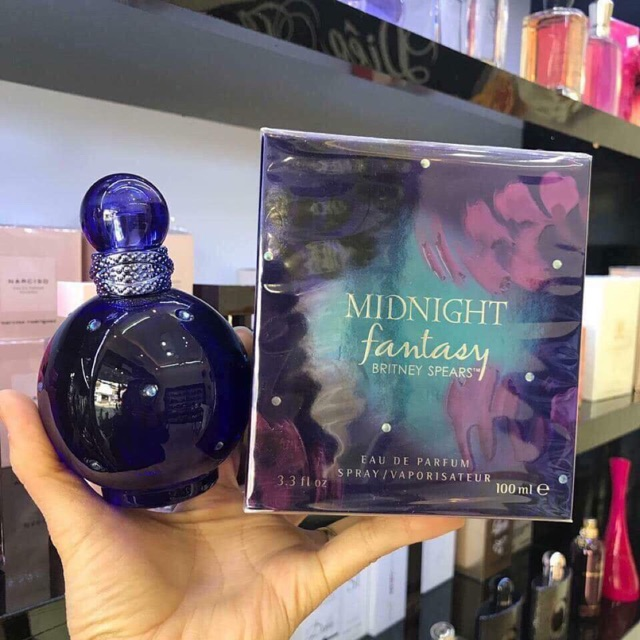 Nước Hoa Nữ Mignight Fantasy by Britney Spears 100ml