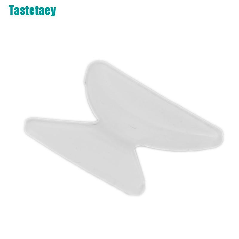 【Tastetaey】5Pairs Glasses Eyeglass Sunglass Spectacles Anti-Slip Silicone Stick On Nose Pad