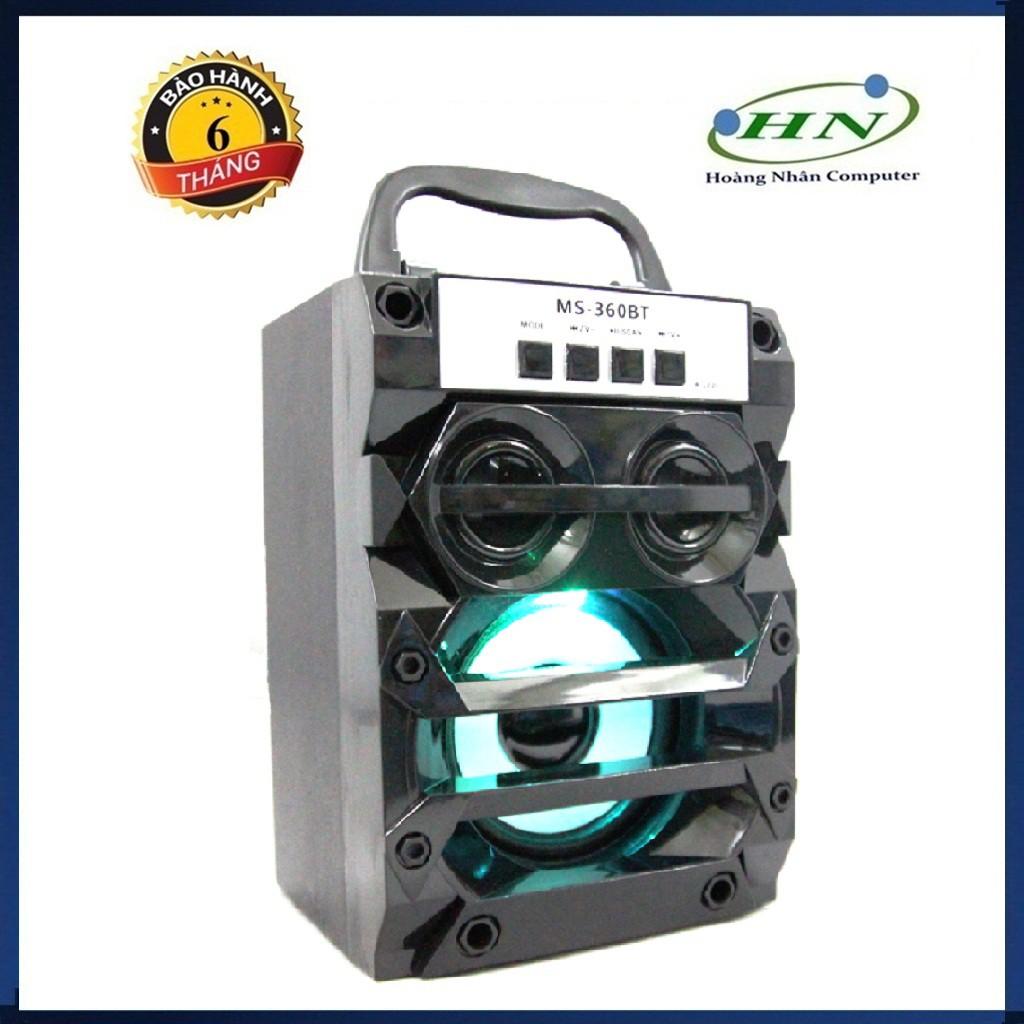 Loa gỗ Bluetooth xách tay MS-360BT - 21531409 , 1176381884 , 322_1176381884 , 199000 , Loa-go-Bluetooth-xach-tay-MS-360BT-322_1176381884 , shopee.vn , Loa gỗ Bluetooth xách tay MS-360BT
