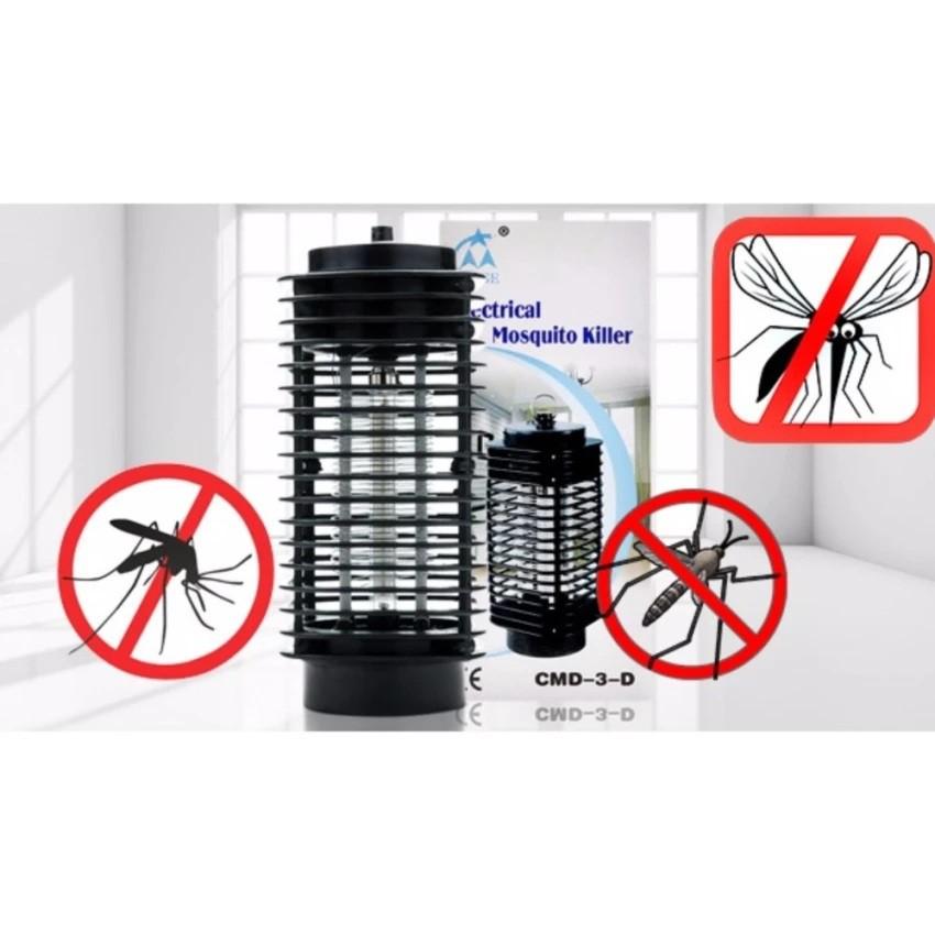 Đèn bắt muỗi và côn trùng hình tháp giúp bảo vệ cho cả nhà ( Bảo hành 6 tháng )
