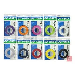 Cuốn Cán Vợt Yonex 3in1 Chính Hãng Mã Sản Phẩm AC102EX Dùng Trong Chơi Tennis, Cầu Lông Và Các Môn Thể Thao Khác