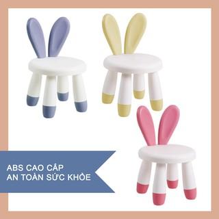 Ghế Ăn Dặm, Ghế Tập Ăn Cho Bé, Nhựa ABS Hàn Quốc thumbnail