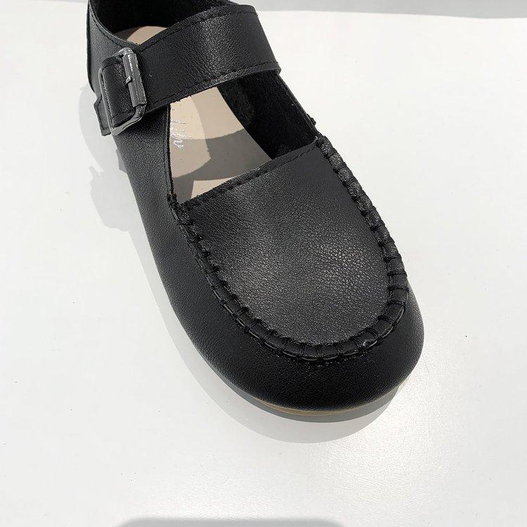 Giày Bằng Da PU Thời Trang Năng Động Cho Nữ