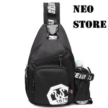 TÚI ĐEO CHÉO NGỰC NAM/NỮ Travel Bag 4 (hàng order)