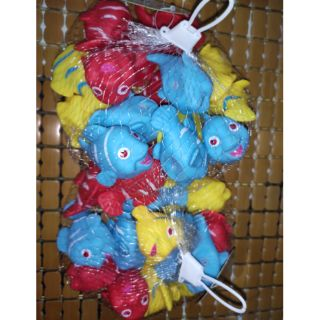 Set 10 con cá Nemo Silicon cho bé chơi khi tắm