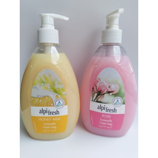 Nước Rửa Tay Alpi Fresh Cream Soap 500ml- Đức