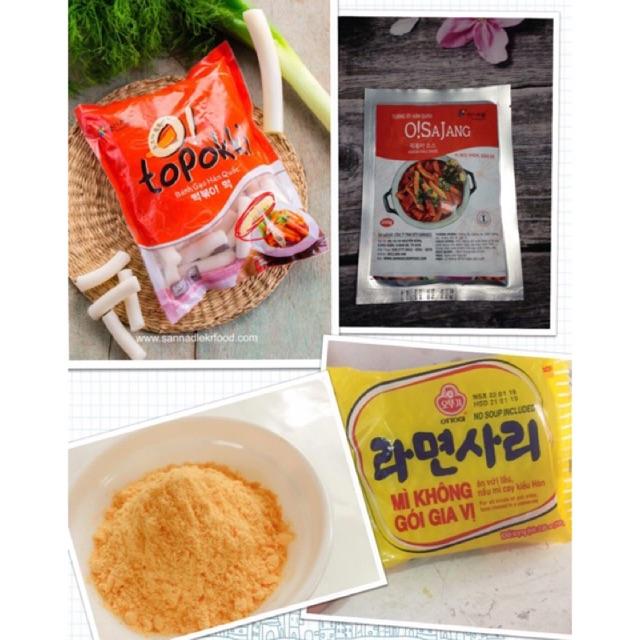 [Kèm quà]COMBO 1kg Bánh gạo Hàn Quốc + sốt+ bột phô mai TẶNG 1 gói mì không vị - 3300908 , 1222754977 , 322_1222754977 , 150000 , Kem-quaCOMBO-1kg-Banh-gao-Han-Quoc-sot-bot-pho-mai-TANG-1-goi-mi-khong-vi-322_1222754977 , shopee.vn , [Kèm quà]COMBO 1kg Bánh gạo Hàn Quốc + sốt+ bột phô mai TẶNG 1 gói mì không vị